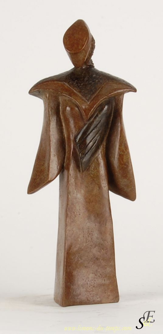 Templière bronze