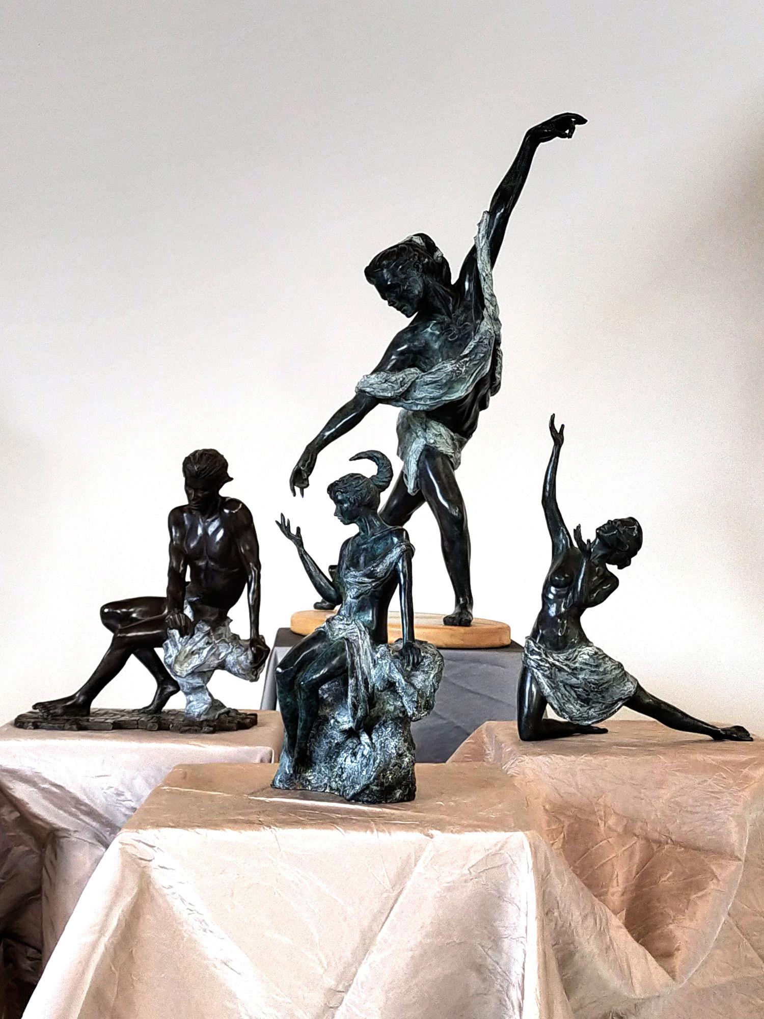 Faiseurs de Sublime - ensemble - bronzes