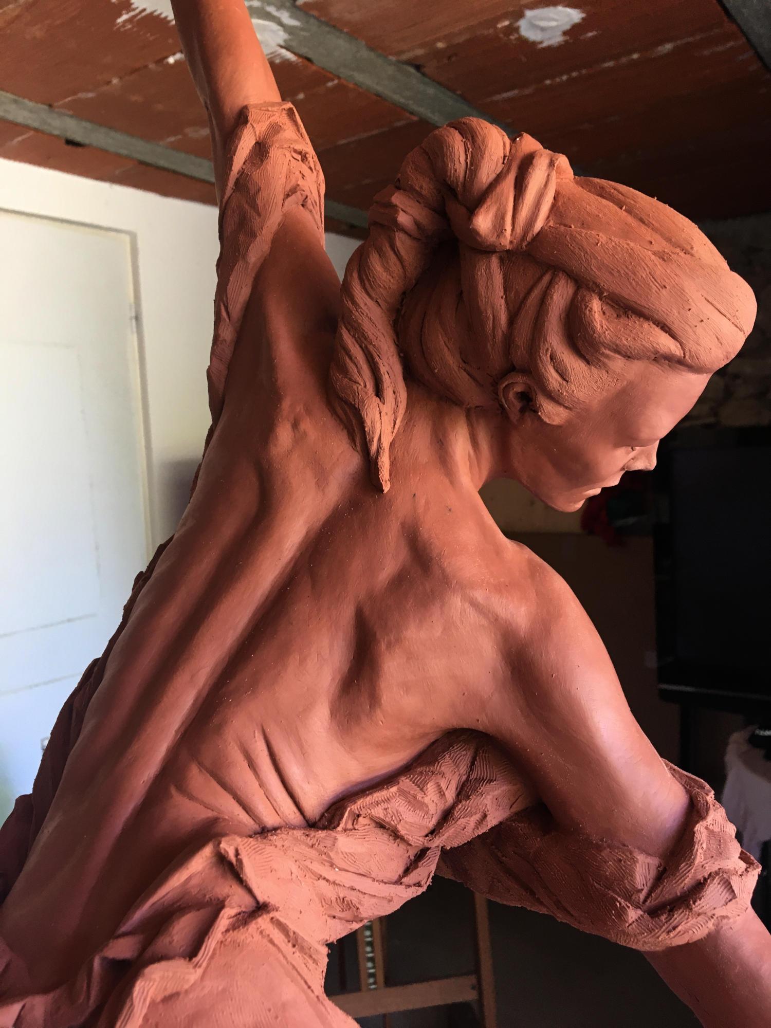 Faiseurs de Sublime - Tisseuse Echelles de Jacob - plastiline