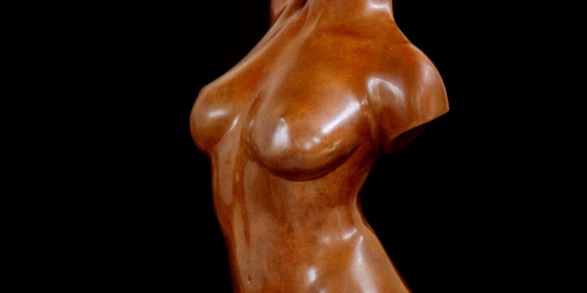 Le Baiser - bronze